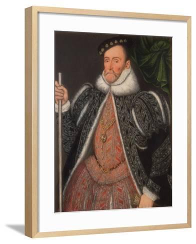 1st Earl of Pembroke, 1567--Framed Art Print