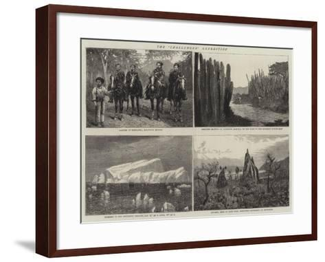 The Challenger Expedition--Framed Art Print