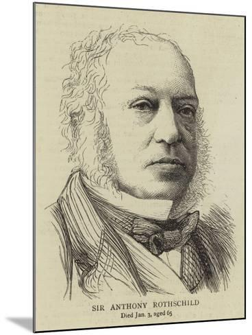 Sir Anthony Rothschild--Mounted Giclee Print