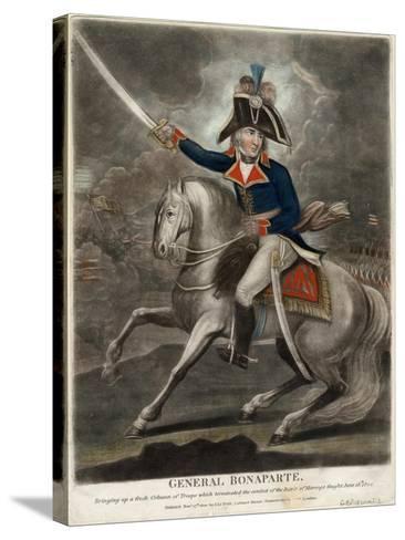 General Bonaparte, 1800--Stretched Canvas Print