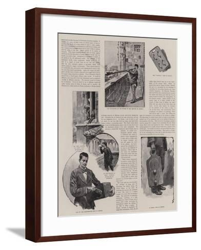 The Bells of Holy Week--Framed Art Print