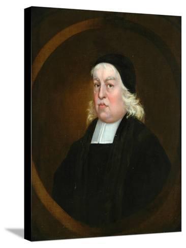 Reverend Richard Baxter--Stretched Canvas Print
