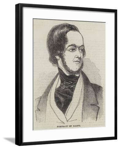 Michael William Balfe--Framed Art Print