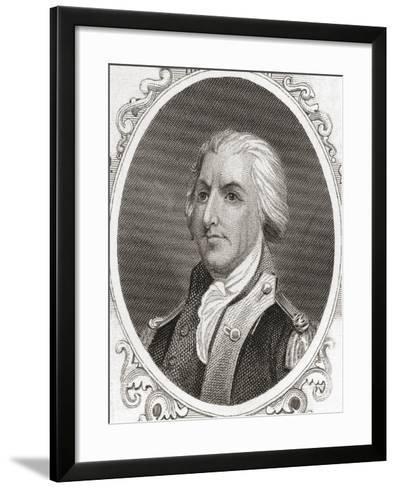 Arthur St. Clair--Framed Art Print
