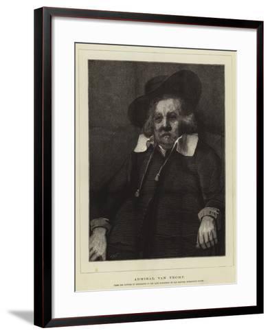 Admiral Van Tromp--Framed Art Print