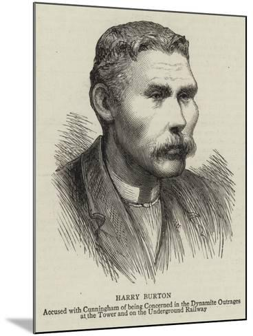 Harry Burton--Mounted Giclee Print