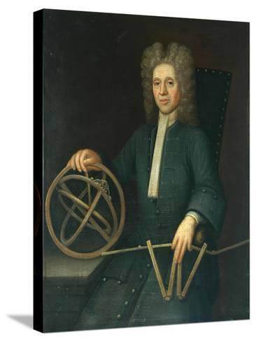 Abraham Sharp--Stretched Canvas Print