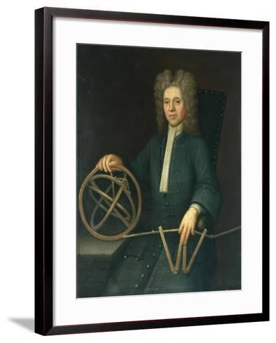 Abraham Sharp--Framed Art Print