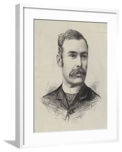 John Sinclair--Framed Art Print