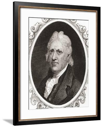 George Clinton--Framed Art Print