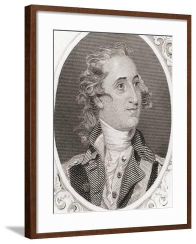 Thomas Pinckney--Framed Art Print