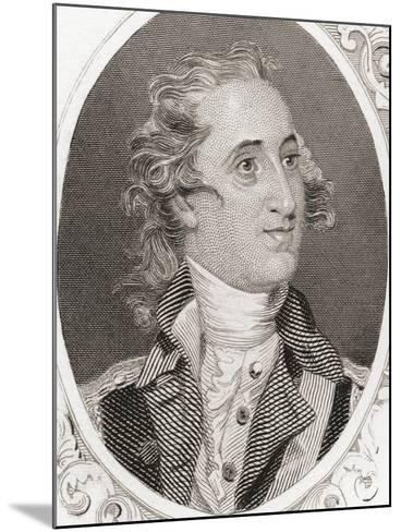 Thomas Pinckney--Mounted Giclee Print