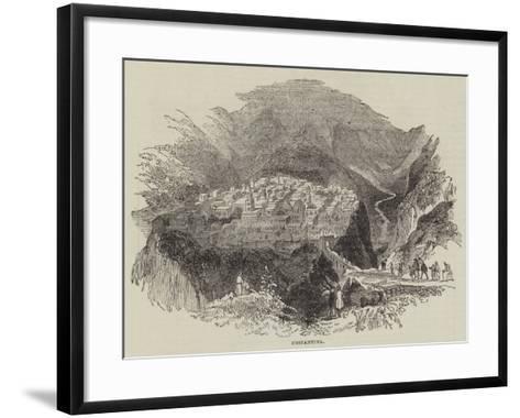 Costantina--Framed Art Print