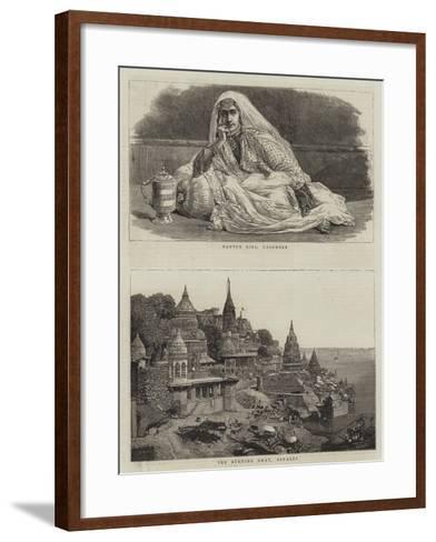 Views in India--Framed Art Print
