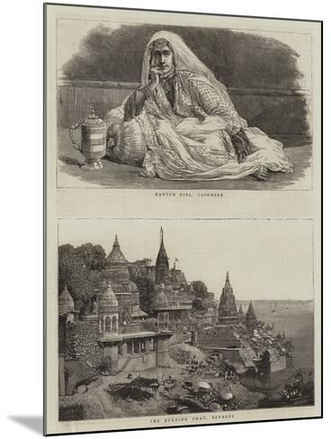 Views in India--Mounted Giclee Print