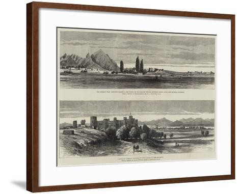 The Afghan War--Framed Art Print