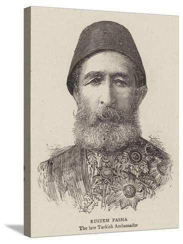 Rustem Pasha--Stretched Canvas Print