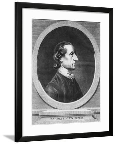 Johann Kaspar Lavater--Framed Art Print