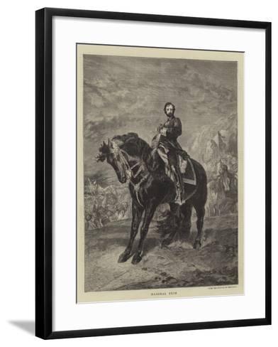 Marshal Prim--Framed Art Print