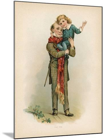 Tiny Tim--Mounted Giclee Print