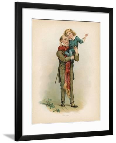Tiny Tim--Framed Art Print