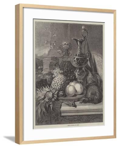 Fruit--Framed Art Print