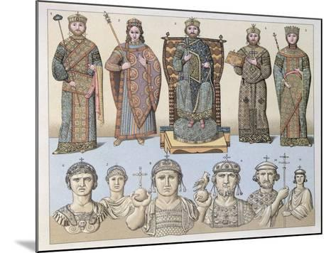 Greeks of Constantinople--Mounted Giclee Print