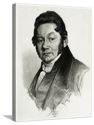 Jöns Jakob Berzelius, 1884-90--Stretched Canvas Print