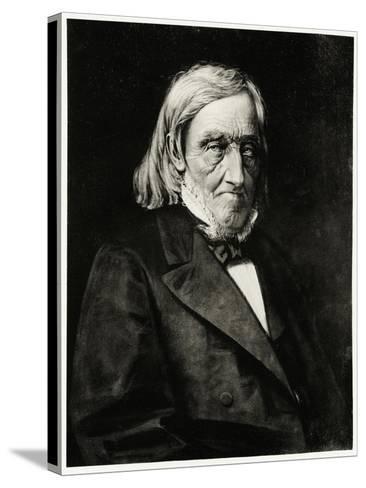 Karl Ernst Von Baer, 1884-90--Stretched Canvas Print