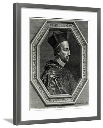 Cornelius Jansen, 1884-90--Framed Art Print