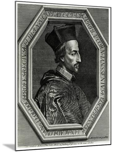 Cornelius Jansen, 1884-90--Mounted Giclee Print