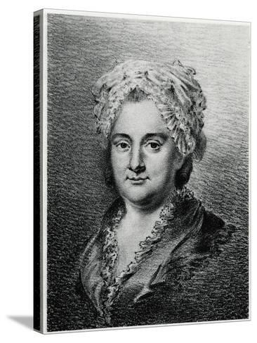 Sophie La Roche, 1884-90--Stretched Canvas Print