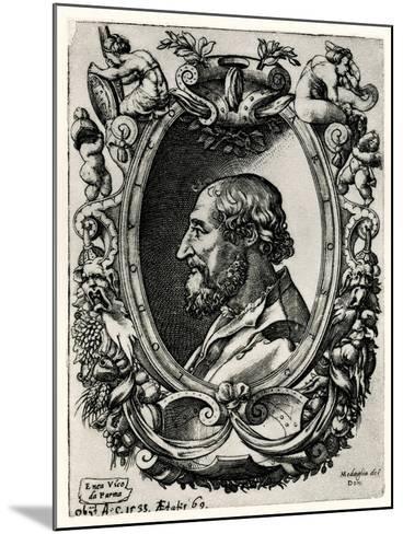 Lodovico Ariosto, 1884-90--Mounted Giclee Print