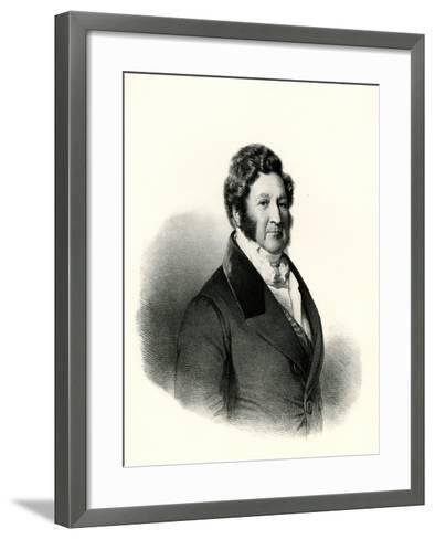 Ludwig Philipp, 1884-90--Framed Art Print