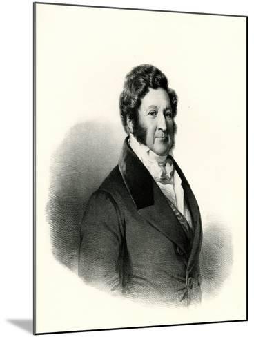 Ludwig Philipp, 1884-90--Mounted Giclee Print