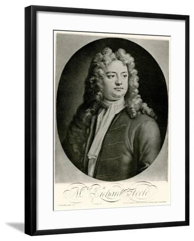 Richard Steele, 1884-90--Framed Art Print
