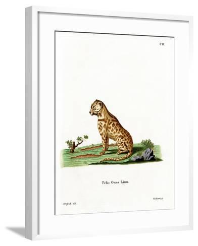 Jaguar--Framed Art Print