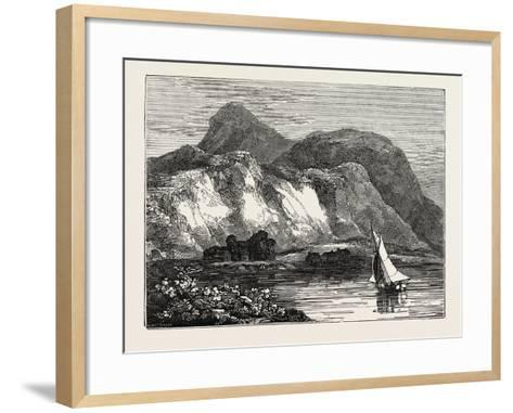 View of Inverlochy Castle and Ben Nevis, Inverness-Shire, Scotland--Framed Art Print