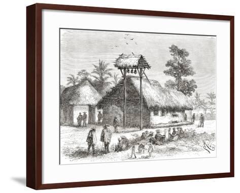 The Cathedral, Los Llanos, Venezuela--Framed Art Print
