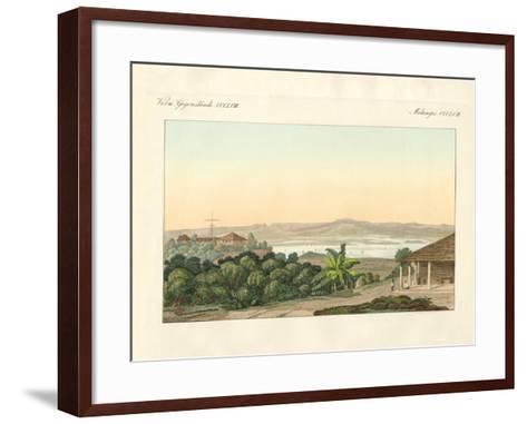 Pulu Penang--Framed Art Print