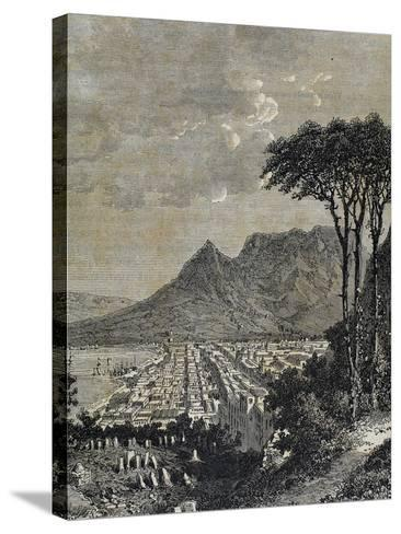 Republic of South Africa, Cape of Good Hope--Stretched Canvas Print