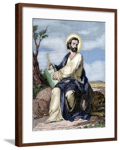 Mark the Evangelist--Framed Art Print