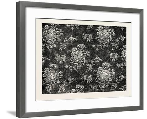 Mousselin De Laine--Framed Art Print