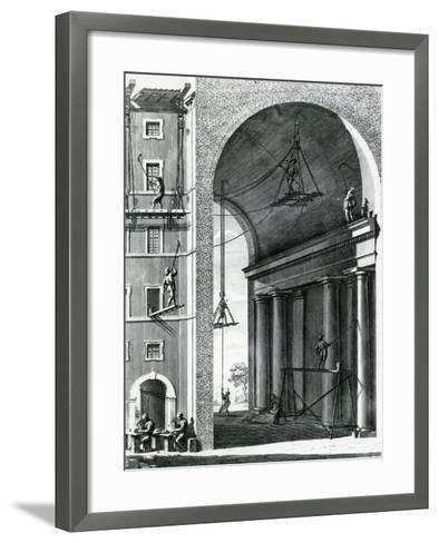Painters and Decoraters--Framed Art Print