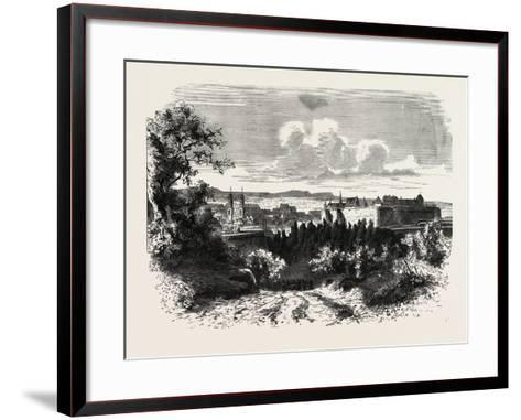 Franco-Prussian War: for the Fortress of Sedan 1870--Framed Art Print