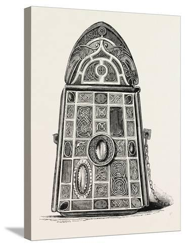 Shrine of St. Patrick's Bell, Front View--Stretched Canvas Print