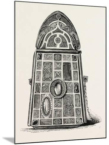 Shrine of St. Patrick's Bell, Front View--Mounted Giclee Print