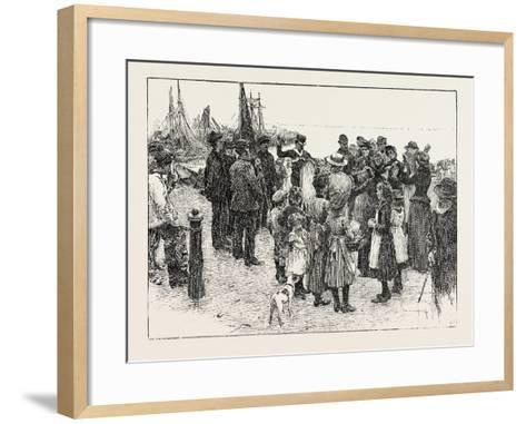 Soldiers and Sailors the Salvation Army--Framed Art Print