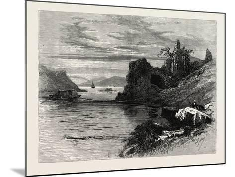 Strancally Castle, Ireland--Mounted Giclee Print