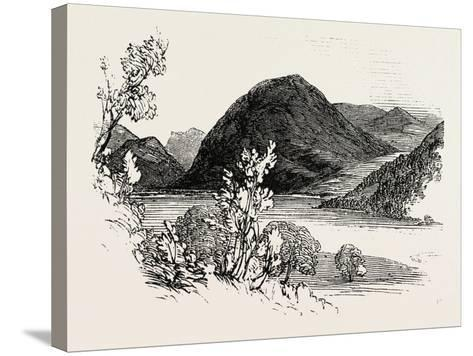 Loweswater, Lake District, UK--Stretched Canvas Print
